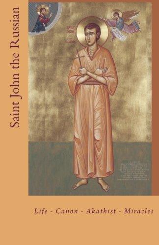 9781516960781: Saint John the Russian