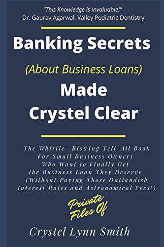 9781516961153: Banking Secrets Made Crystel Clear: For Business