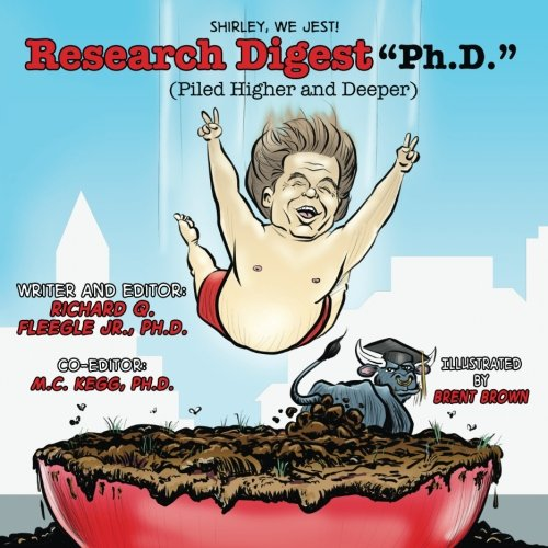 9781516962761: Research Digest Ph.D. (Piled Higher and Deeper)