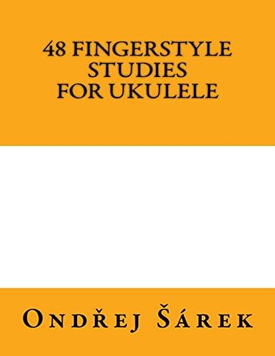 9781516962853: 48 Fingerstyle Studies for Ukulele