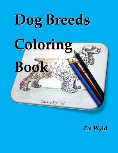 9781516972647: Dog Breeds Coloring Book