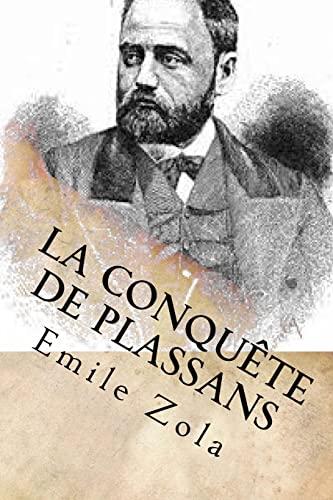 9781516974344: La conquete de Plassans (French Edition)