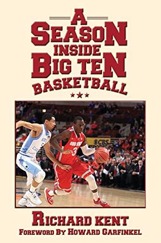 9781516976768: A Season Inside Big Ten Basketball