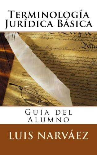 9781516981779: Terminología Jurídica Básica: Guía del Alumno (Spanish Edition)