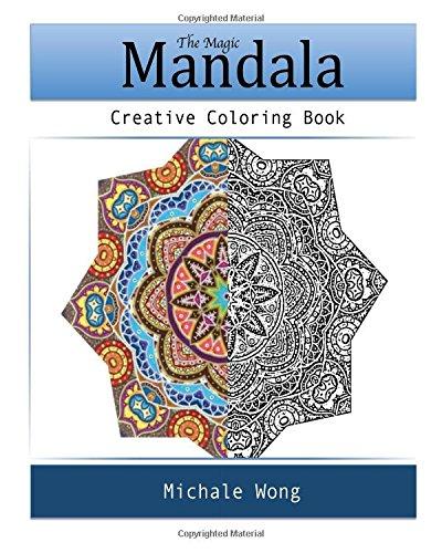 9781516983209: The Magic Mandala (Create Coloring Book)