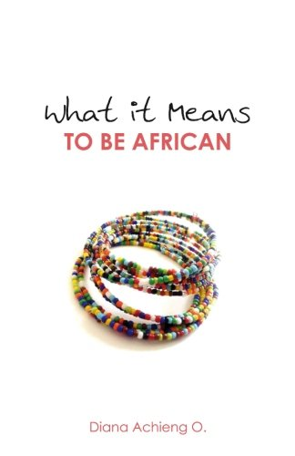 9781516984619: What It Means to Be African