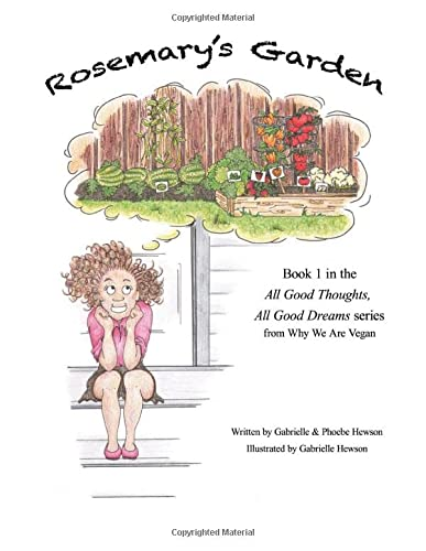 9781516985906: Rosemary's Garden (All Good Thoughts, All Good Dreams) (Volume 1)