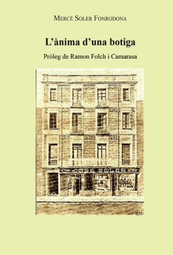 9781516986354: L'anima d'una botiga (Catalan Edition)