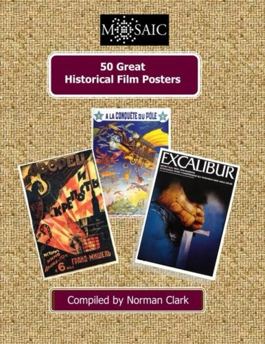 9781516994410: 50 Great Historical Film Posters (50 Great Film Posters) (Volume 9)