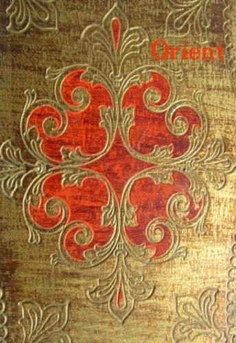 9781516995608: Mini Notizbuch - Orient: ca. A6, liniert (German Edition)
