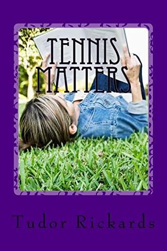 9781516996476: Tennis Matters