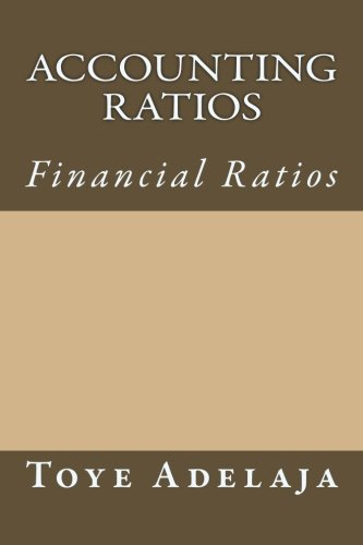 9781516997954: Accounting Ratios: Financial Ratios