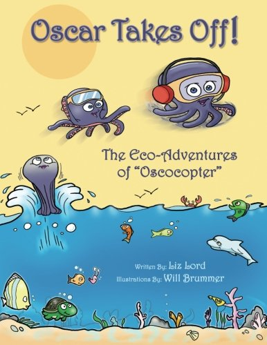 9781517002671: Oscar Takes Off!: The Eco-Adventures of