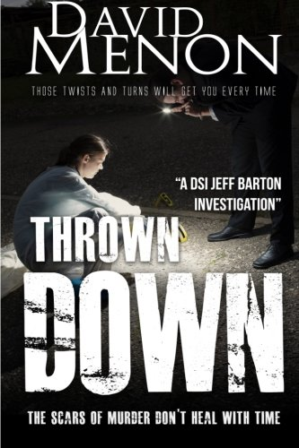 9781517004811: Thrown Down: A Manchester crime story featuring DSI Jeff Barton (Volume 6)