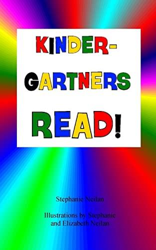 9781517006778: Kindergartners Read
