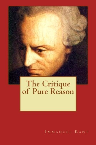 9781517011062: The Critique of Pure Reason