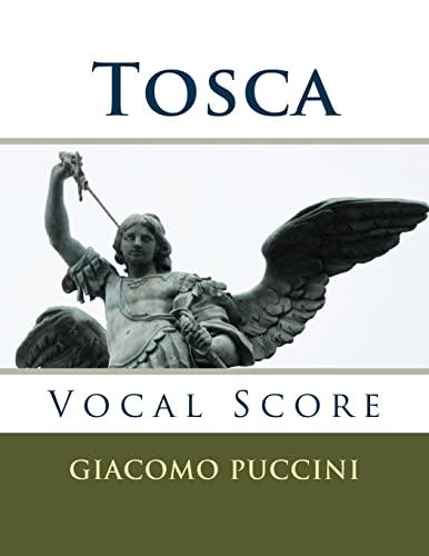 9781517011819: Tosca - vocal score (Italian and English): Ricordi edition
