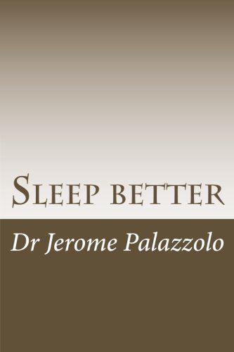 9781517019792: Sleep better: Defeat insomnia