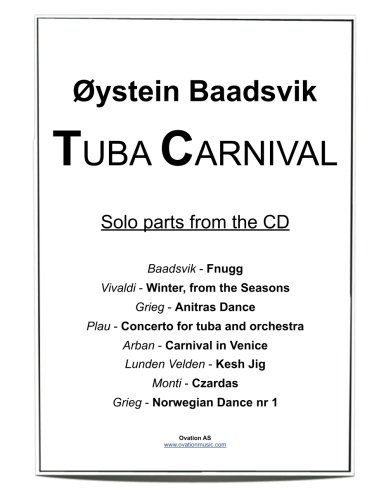 9781517021832: Tuba Carnival Solo Collection