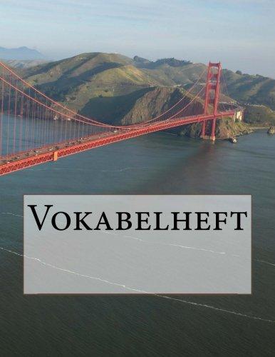 9781517027223: Vokabelheft: Var. 2, Lineatur 53, 68 Seiten (Mein Vokabelheft) (Volume 2) (German Edition)