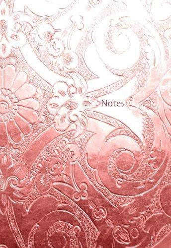 9781517036829: Mini Notizbuch - Bronze Ornament: Notes, ca. A6. liniert