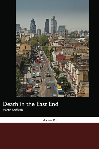 9781517044299: English Easy Reader: Death in the East End
