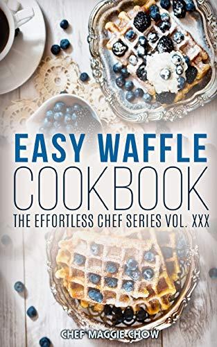 9781517045906: Easy Waffle Cookbook