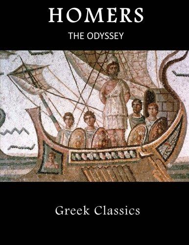 9781517048211: The Odyssey: Greek Classics (Greek Classics - Homers The Odyssey)