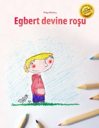 Egbert Devine Rosu: Children's Picture Book/Coloring Book: Winterberg, Philipp