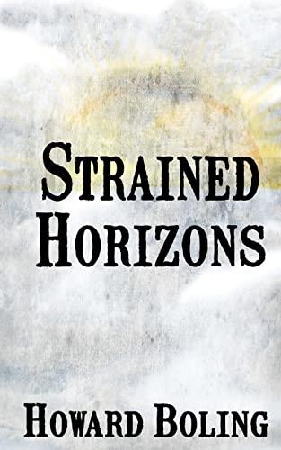 9781517057862: Strained Horizons