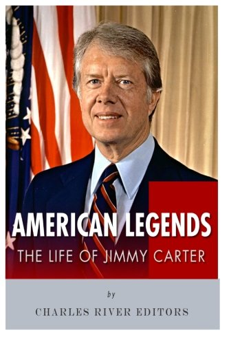 9781517058616: American Legends: The Life of Jimmy Carter