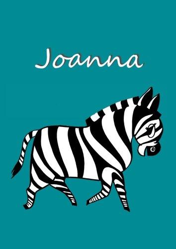 9781517069070: Malbuch / Notizbuch / Tagebuch - Joanna: A4 - blanko