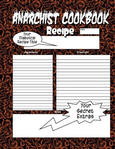 Anarchist Cookbook - Volume Two: The Anarchist: Kubed, Ultra Mega