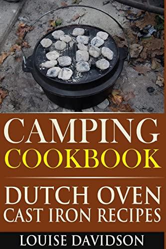 9781517077822: Camping Cookbook: Dutch Oven Cast Iron Recipes (Volume 3)