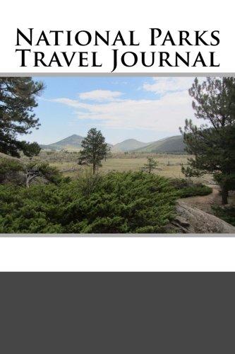 9781517079512: National Parks Travel Journal