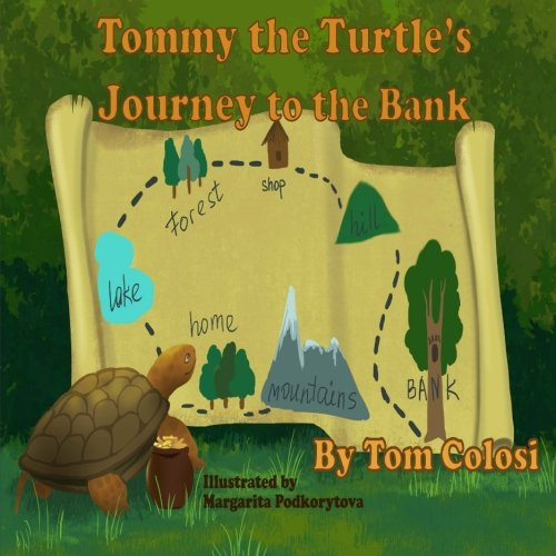 9781517080006: Tommy the Turtle's Journey to the Bank