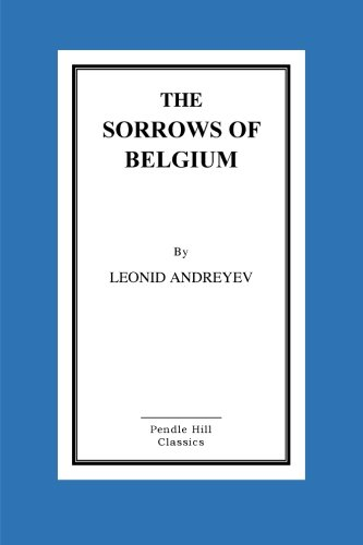 9781517088378: The Sorrows Of Belgium: A Play In Six Scenes