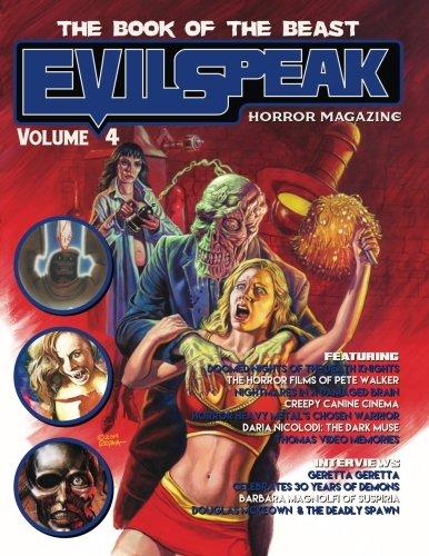 9781517090517: Evilspeak Volume 4