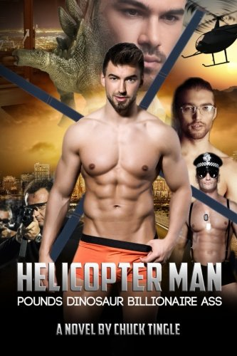 9781517103156: Helicopter Man Pounds Dinosaur Billionaire Ass