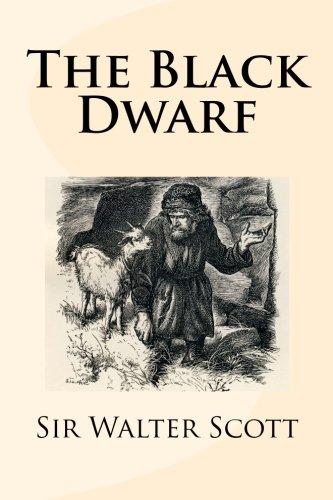 9781517104443: The Black Dwarf