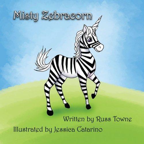 9781517108632: Misty Zebracorn