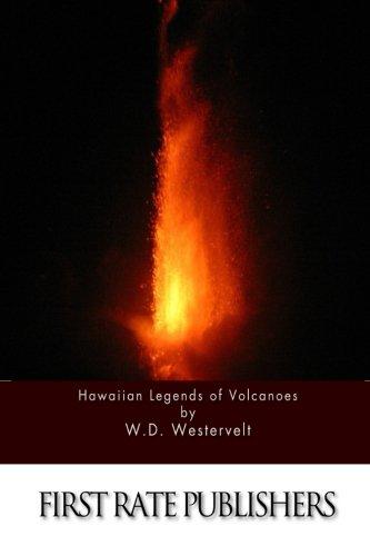 9781517110239: Hawaiian Legends of Volcanoes