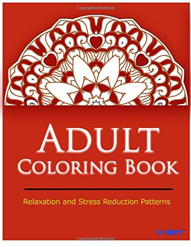 9781517115500: Adult Coloring Book: Coloring Books for Adults Relaxation : Relaxation & Stress Relieving Patterns (Volume 8)