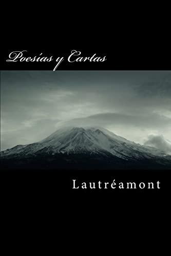 Poesias y Cartas (Spanish Edition): Lautreamont