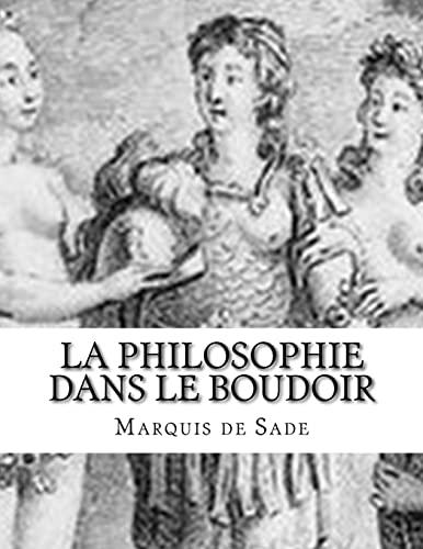 9781517119973: La philosophie dans le boudoir