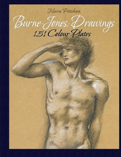 9781517124168: Burne-Jones: Drawings 151 Colour Plates