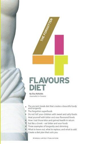9781517124601: The Forgotten Four Flavours Diet