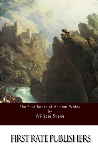9781517127664: The Four Books of Ancient Wales