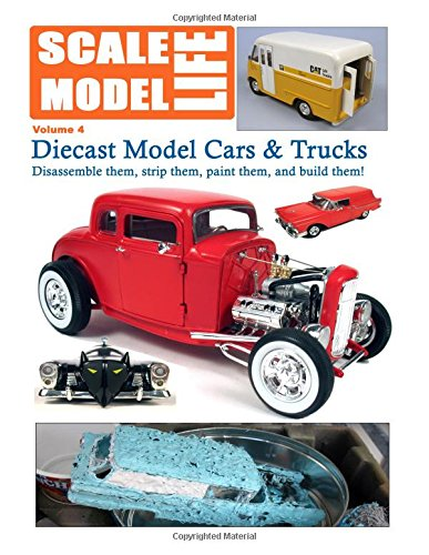 9781517128265: Scale Model Life: Building Scale Model Kits Magazine (Volume 4)