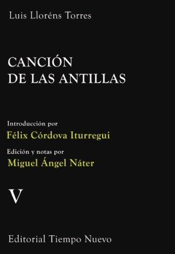 9781517131685: Cancion de las Antillas: Volume 5 (Serie Miguel Guerra Mondragón)